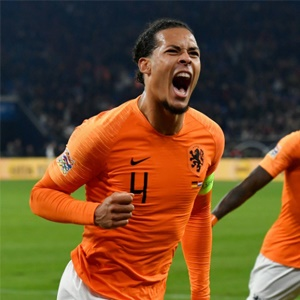 Sport24.co.za | Van Dijk withdraws from Estonia match for 'personal reasons'