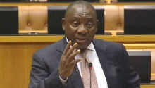 """I'm part of those who can be appointed and fired"" - Ramaphosa takes a cheeky jab in Parliament"