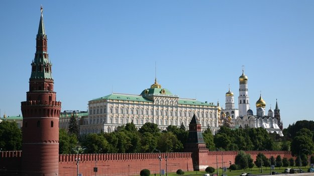 The Kremlin in Moscow, Russia (iStock)