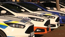 WATCH: 200 high-performance vehicles given to Gauteng police to tackle crime