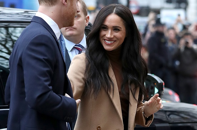 Meghan Markle says 'vicious' Mail on Sunday trying to expose her friends in court case - News24
