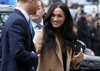 Meghan Markle says 'vicious' Mail on Sunday trying to expose her friends in court case