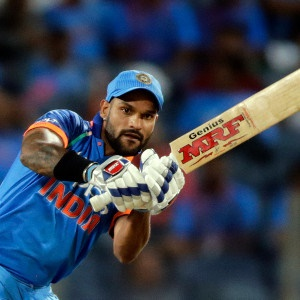 Sport24.co.za | 'Deep cut' rules India's Dhawan out of West Indies ODIs