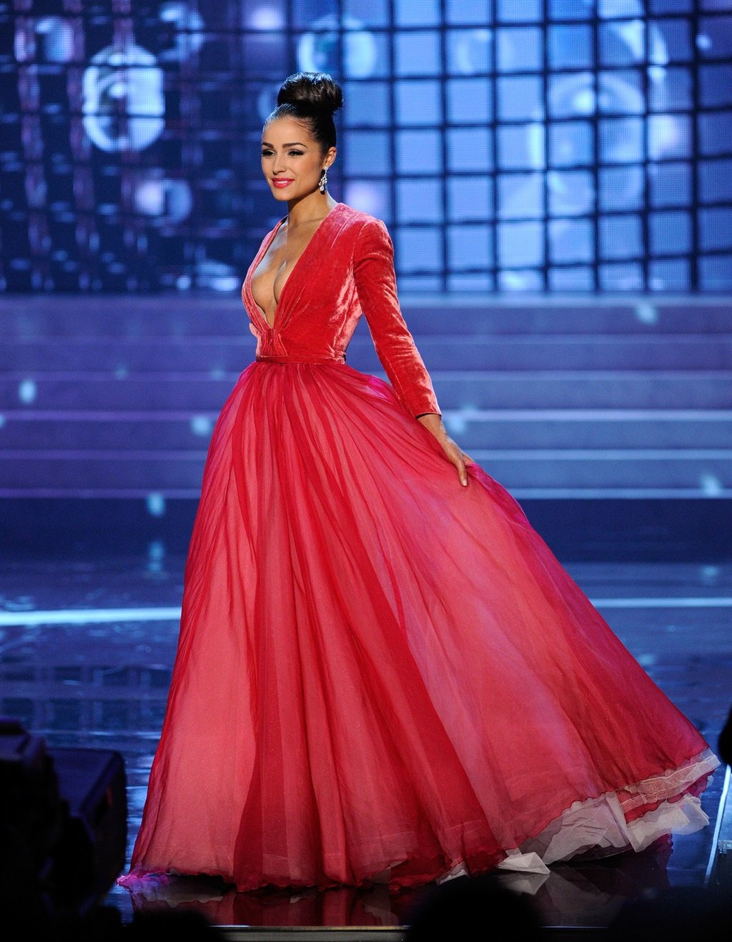 12 of the most gorgeous Miss Universe dresses of all time