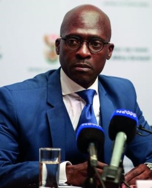 Malusi Gigaba is the minister of finance. (Picture: Gallo Getty)
