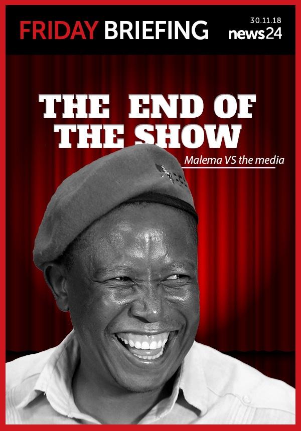 Julius Malema Friday Briefing