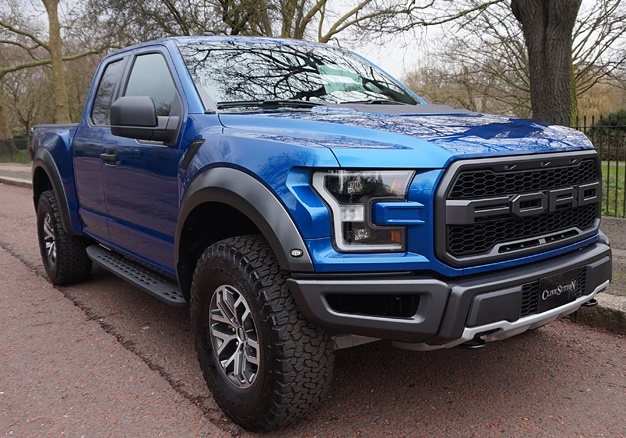 READ Fords Ranger Raptor Bakkie Headed For SA Image Newspress