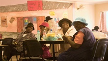 WATCH: Mamelodi's elderly show us it's never too late to eat healthy