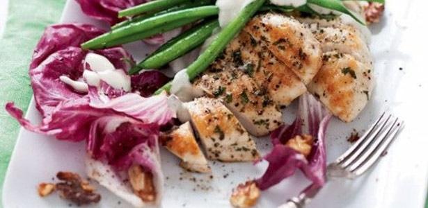 recipes, banting, salad