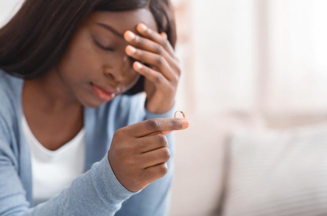 Restoring your finances after a divorce.