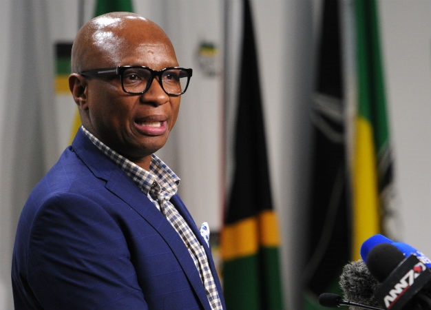 ANC head of presidency acting national spokesperson Zizi Kodwa is seen. (Felix Dlangamandla, Gallo Images, Netwerk24, file)
