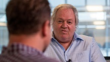 'We are just about a gangster state' - Jacques Pauw speaks about sizzling The President's Keepers revelations