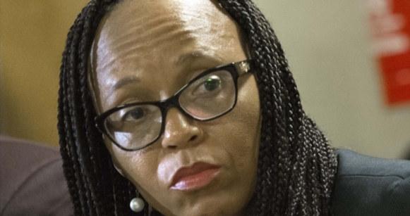 <p><strong>Former Eskom finance director Tsholofelo Molefe (photo by Gallo) told Parliament that it was only after she left and read the news on Eskom that she joined the dots and realised the actions of some executives were part of something bigger than she originally thought when she was still at Eskom. She resigned in 2015 after being suspended in dubious circumstances.</strong></p>