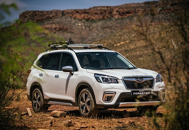 Subaru S All New Forester Suv Arrives On Local Dealership Floors