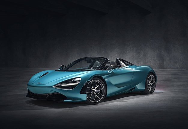 Mclaren Unleashes 530kw Full Throttle Supercar In The Form Of The