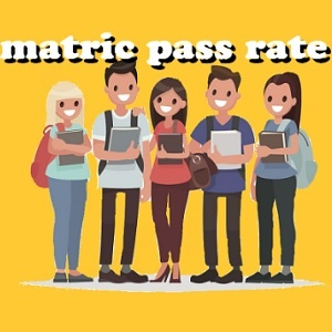 Matric pass rate