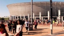 WATCH: Mass exodus at CT Stadium after Blitzboks knocked out in semis