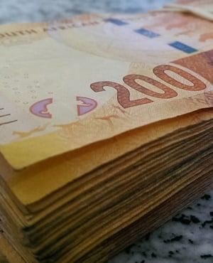 Money. (Duncan Alfreds, News24)
