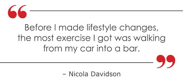 quote, Nicola Davidson