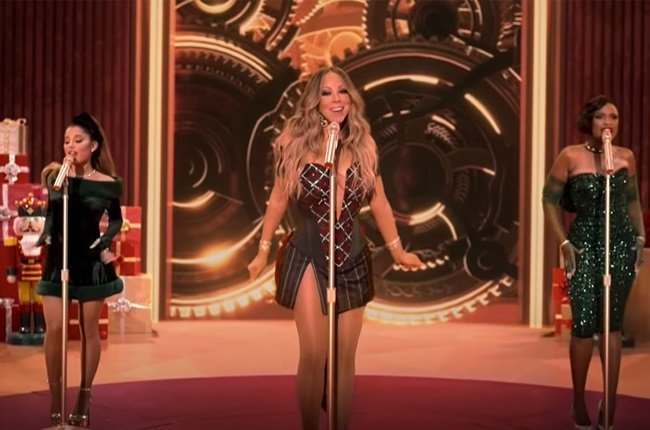 Mariah Carey spent $5.2M on Christmas special