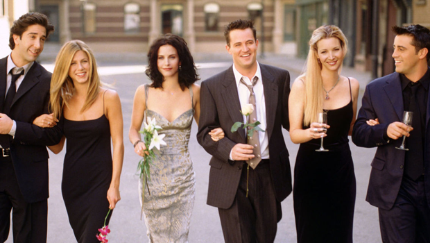 Revisit your favourite memories from Friends