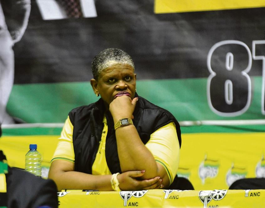 Mayor Zandile Gumede faces the possibility of arrest by the Hawks after the completion of a lengthy investigation. Picture: Jabulani Langa
