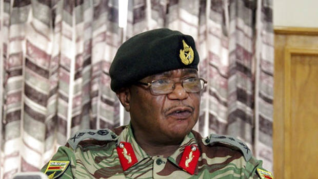 Constantino Chiwenga (Picture: AP)