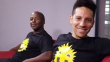SHOUT SA's 'Smile' has had us smiling all day! Danny K & Kabelo tell us what went down behind-the-scenes