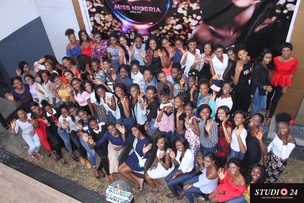 miss nigeria auditions