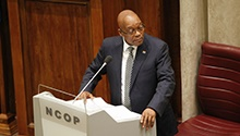 Enemy of the People: Adriaan Basson and Pieter du Toit discuss Zuma's 'disastrous' presidency