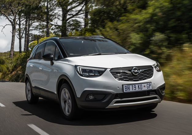opel s next gen crossover crossland x arrives in sa wheels24. Black Bedroom Furniture Sets. Home Design Ideas