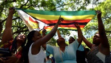WATCH: We want to be the 'Bread Basket of Africa' again, says fed-up Zimbabwean
