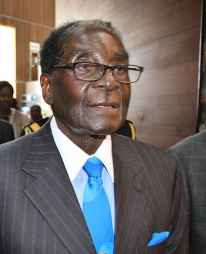 Robert Mugabe (File: AP)