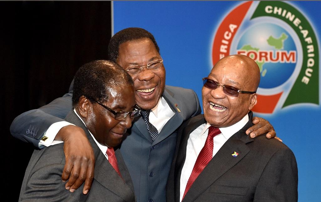 News24.com | ONTLEDING: Robert Mugabe is so verdelend in die dood soos hy in die lewe was