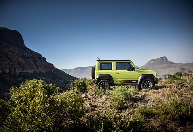 The new Suzuki Jimny conquers Mount Everest | Wheels24