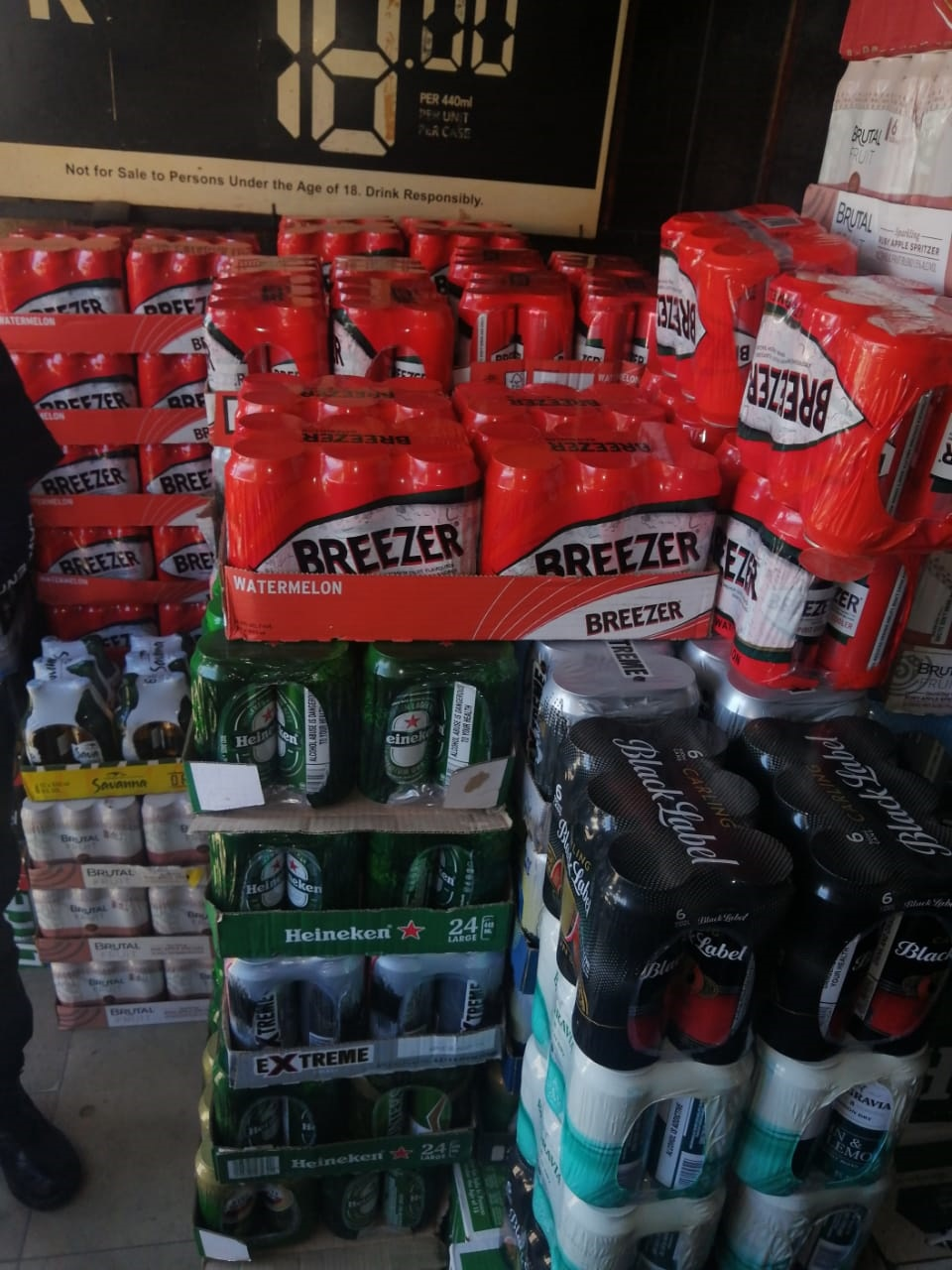 9 SA Breweries drivers arrested, massive consignment impounded - News24