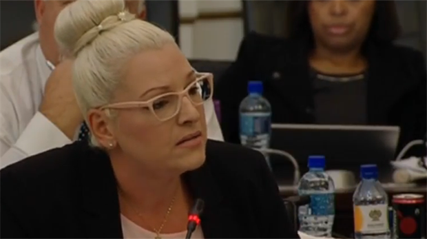 """<p><strong>Tony Gupta and Salim Essa weren't at my house with Zola Tsotsi</strong></p><p>DA MP Mazzone asks Brown why Tony Gupta and Gupta business associate Salim Essa were at her house.&nbsp;</p><p>This follows testimony by former Eskom chairperson Zola Tsotsi this mornin</p><p>Tsotsi told the committee earlier that Brown invited him to her house after a new Eskom board had been appointed in December 2014.</p><p>""""Tony Gupta and Salim Essa were present,"""" he said.The matter was about the allocation of board members to different subcommittees. """"Salim Essa would draw up his idea of board allocations and send it to the minister,"""".&nbsp;</p><p>Brown says that Tony Gupta and Salim Essa were not at her house. """"In fact, I really deny that.""""</p><p>""""Zola Tsotsi must please tell me on which day he says, so that I actually can verify it. But at this stage I don't know that Tony Gupta and Salim Essa came to my house.""""</p><p><br /></p><p></p>"""