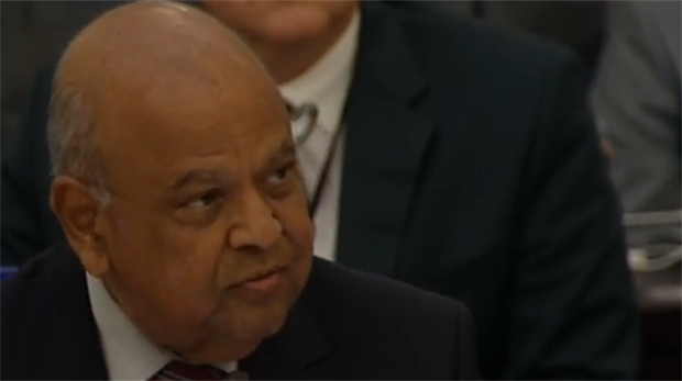 <p>Former Finance Minister Pravin Gordhan is now set to ask questions.&nbsp;</p><p></p>