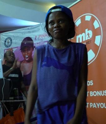 Nigerian makes world record in marathon dancing