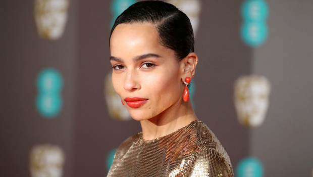 Zoe Kravitz attends the EE British Academy Film Awards 2020. Photographed by Mike Marsland
