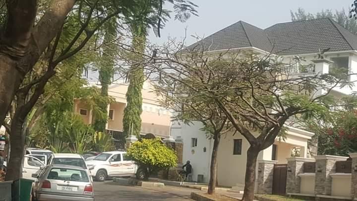 dino melaye residence