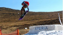 WATCH: Highlights from Africa's premier snowboarding compo