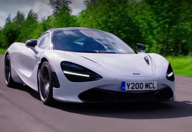 watch richard hammond tests the mclaren 720s wheels24. Black Bedroom Furniture Sets. Home Design Ideas