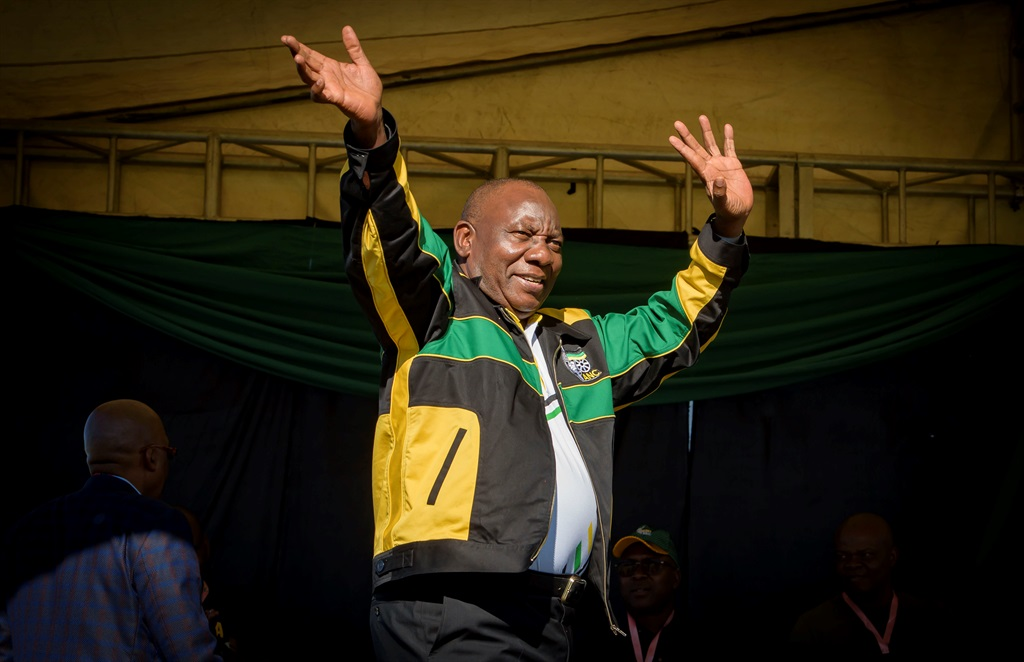 ANC Limpopo nominate Cyril Ramaphosa as preferred presidential candidate