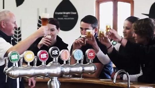 video, craft beer, brewery