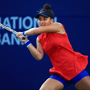 Bianca Andreescu (Getty Images)