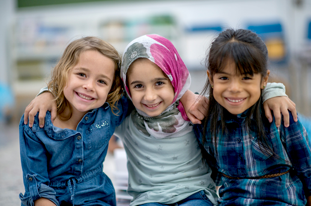 Encourage your children to learn about other faiths. They'll gain a few new friends and perhaps become more tolerant of others and their differences.