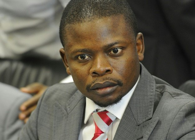 Prophet Shepherd Bushiri of the Enlightened Christian Gathering Church appears before the CRL (Cultural Religious and Linguistic) Rights Commission of inquiry. (Veli Nhlapo, Gallo Images)