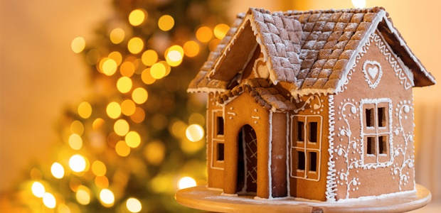 let your christmas baking project commence how to make the perfect gingerbread house