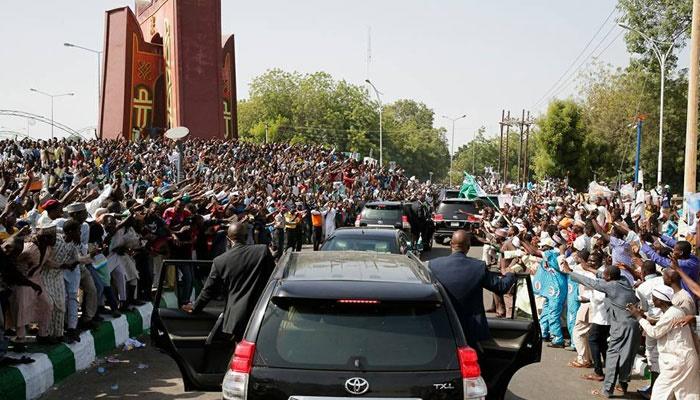 Buhari releases 500 prisoners in Kano